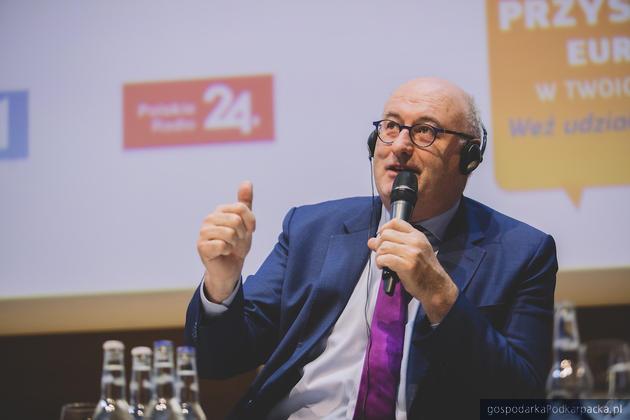 Phil Hogan, komisarz rolnictwa i rozwoju wsi Unii Europejskiej