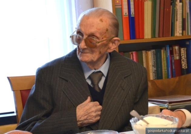 Zbigniew Larendowicz w 2017 r. Fot. Izabela Fac