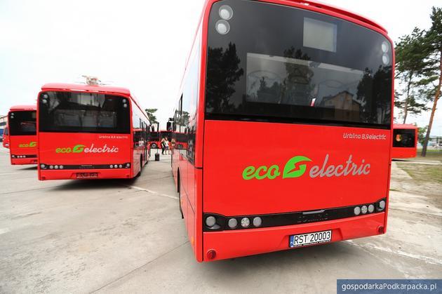 W ramach tego samego projektu Stalowa Wola kupuje elektryczne autobusy