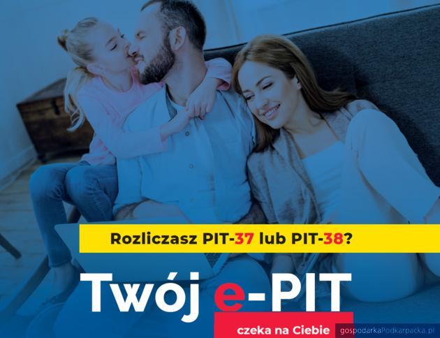 """Usługa """"Twój e-PIT"""" od dziś na portalu podatkowym"""
