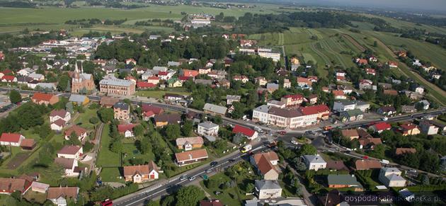Mieszkańcy Miejsca Piastowego i Krościenka Wyżnego przeciwko poszerzeniu Krosna