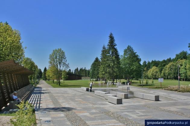Wiadomo już, kto zbuduje nowy deptak w Horyńcu-Zdroju