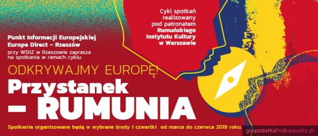 Przystanek Rumunia: spotkania dla mieszkańców Podkarpacia