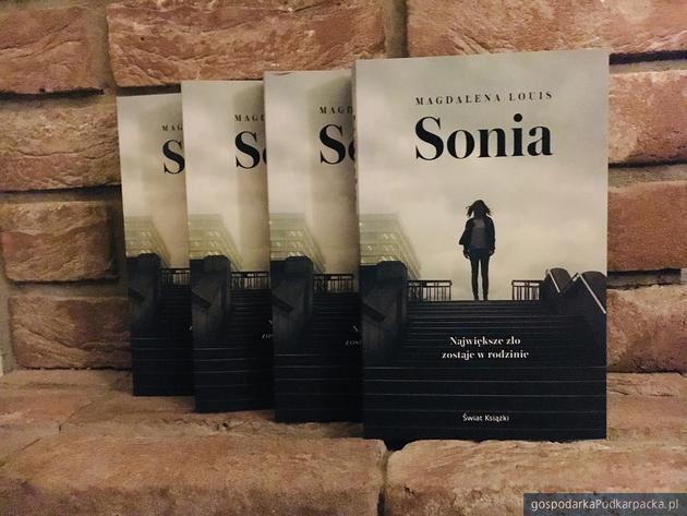 """""""Sonia"""" - nowa książka Magdaleny Louis"""