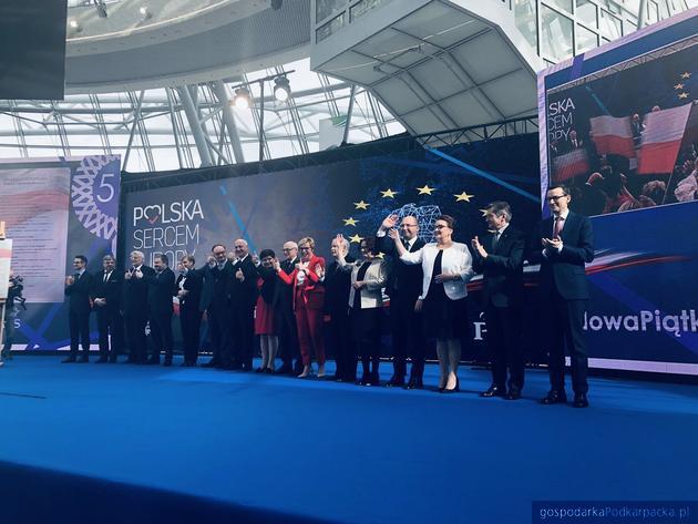 Kandydaci PiS do Parlamentu Europejskiego. Podkarpackie