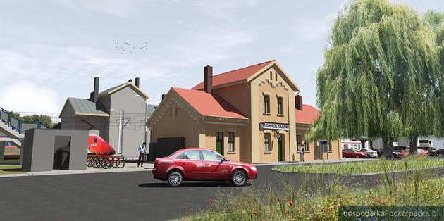 Stary dworzec PKP w Radymnie zostanie zmodernizowany