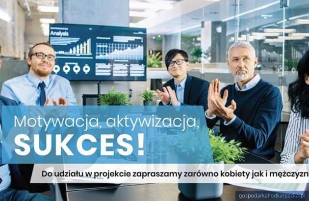 """""""Motywacja, Aktywizacja, Sukces"""" - projekt stażowo-szkoleniowy"""