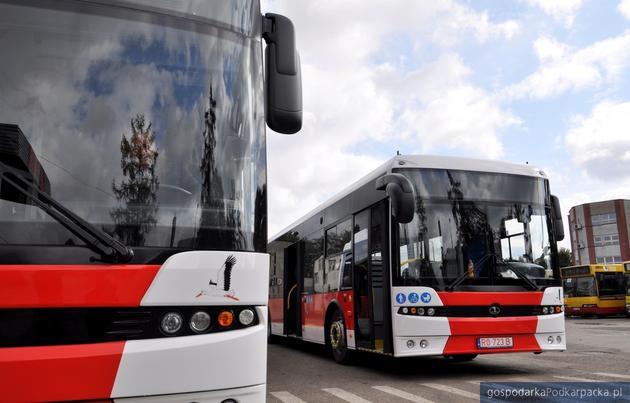 Przemyśl: Nowe autobusy, nowe przystanki i remonty ulic