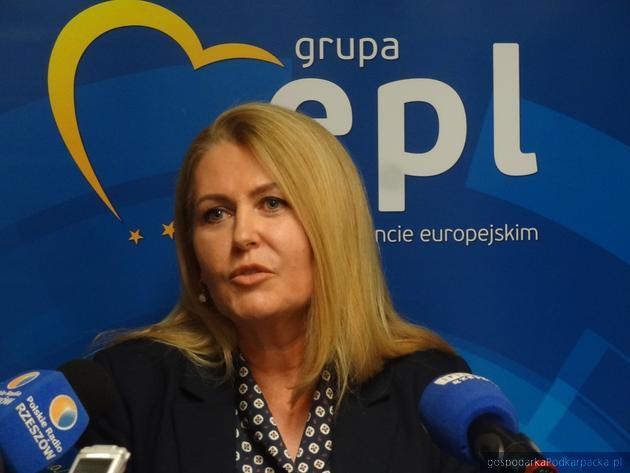 Elżbieta Łukacijewska: chcę startować z 10 miejsca