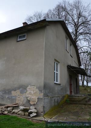 Budynek przed rewitalizacją