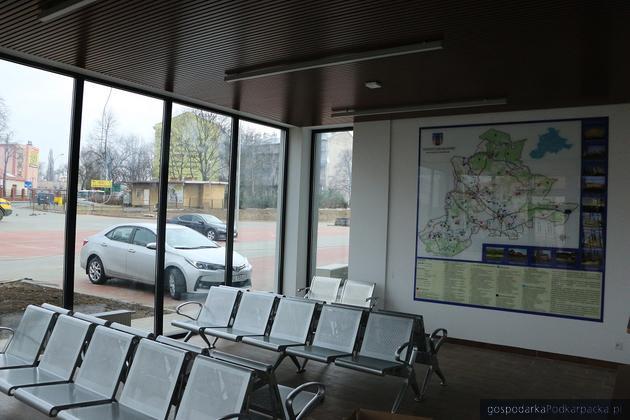 Nowy dworzec autobusowy w Jarosławiu prawie gotowy