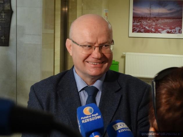 Andrzej Szlęzak. Fot. Adam Cyło