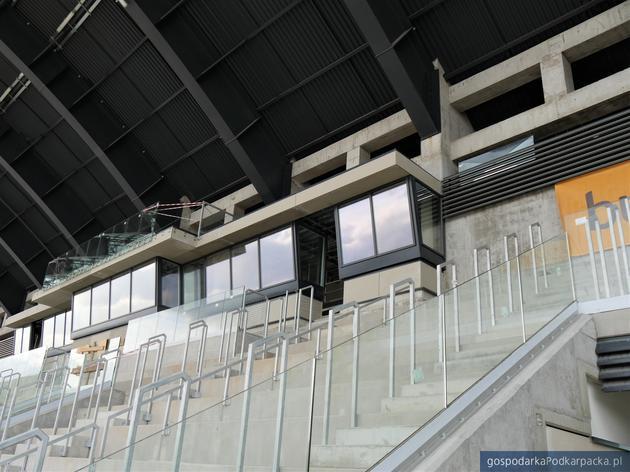 Jeszcze kilka miesięcy a Podkarpackie Centrum Piłki Nożnej będzie gotowe