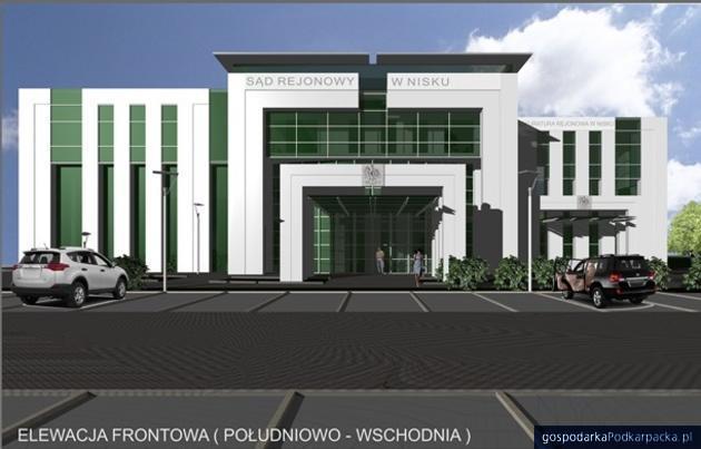 Kto zaprojektuje nowy sąd i prokuraturę w Nisku?