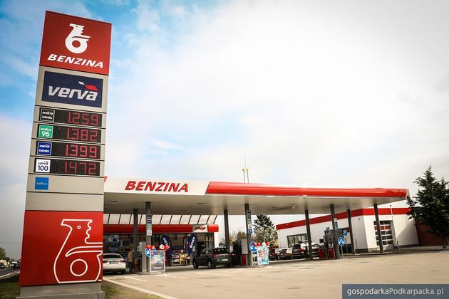 Benzina – stacje Orlenu na Słowacji