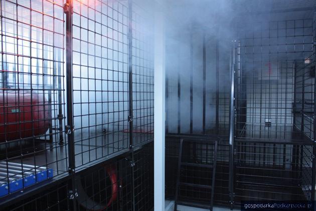 Przemyscy strażacy jednak doczekają się komory dymowej