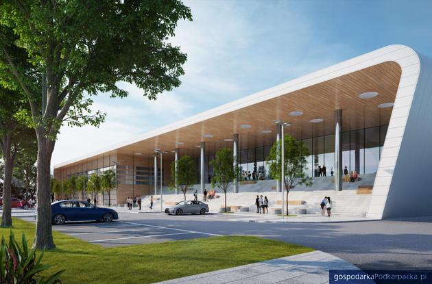 Rozpoczyna się budowa nowej hali sportowej w Mielcu