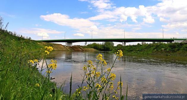 Most i droga między Łukawcem a Wólką Podleśną już przejezdne
