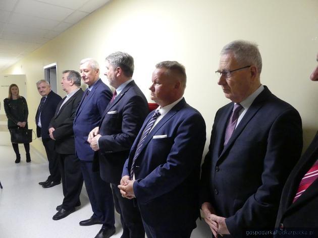 Zakończyła się przebudowa oddziału chirurgii wjasielskim szpitalu