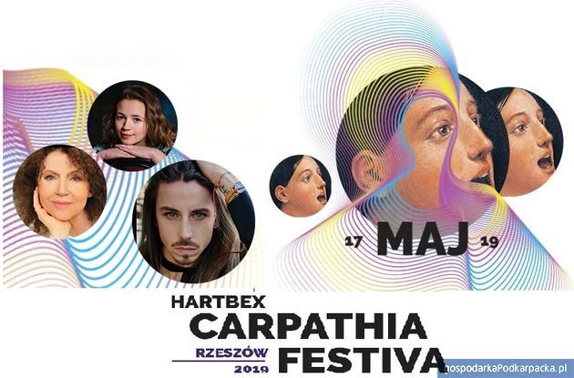 Hartbex Carpathia Festival -  Anika Dąbrowska, Halina Frąckowiak i Michal Szpak