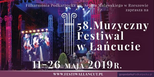 58. Muzyczny Festiwal w Łańcucie