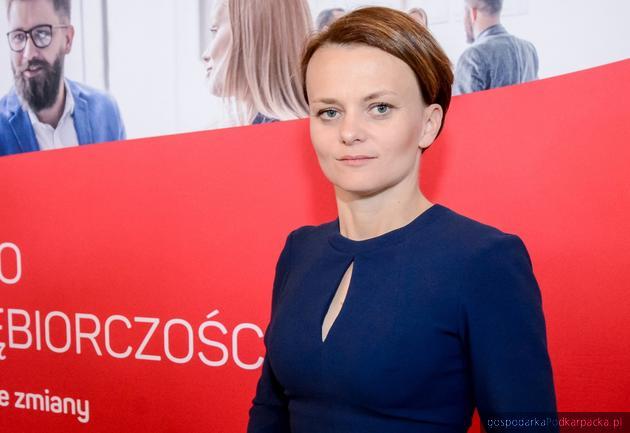 Jadwiga Emilewicz. Fot. MPiT