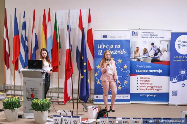 """""""Studenci mają głos!"""" Akcja społeczna dotycząca wyborów do Europarlamentu"""