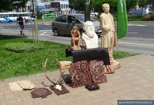 """Trwa """"Miasteczko Ziemi Lubaczowskiej"""" w Rzeszowie"""