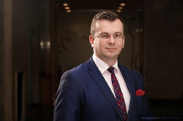 Adam Hamryszczak. Fot. miir.gov.pl