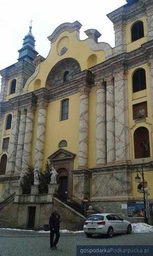 Przemyśl kościół franciszkanów. Fot. Krzysztof Zieliński