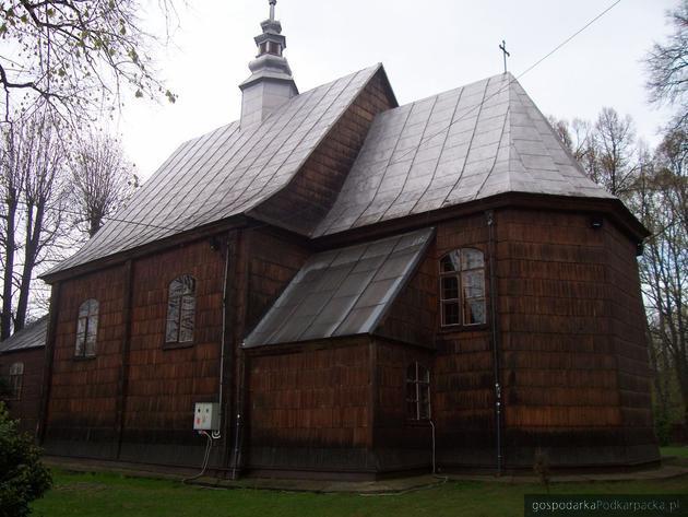 Kościół w Chłopicach. Fot. Krzysztof Zieliński