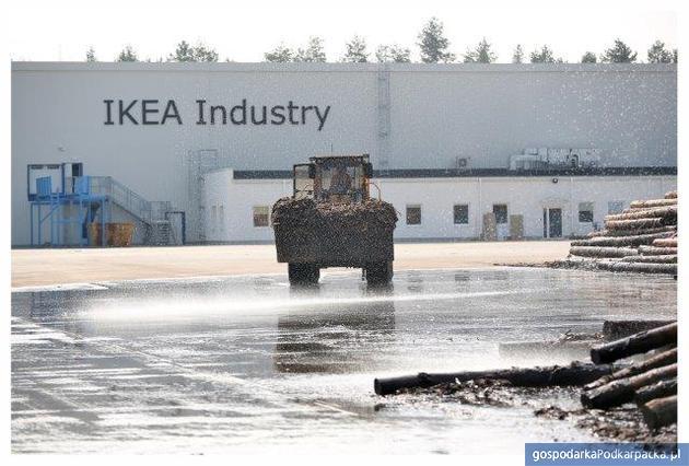 IKEA Industry Stalowa Wola inwestuje w  kogeneracyjną elektrociepłownię