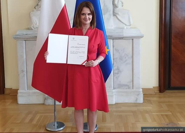 Anna Schmidt-Rodziewicz ministrem w Kancelarii premiera