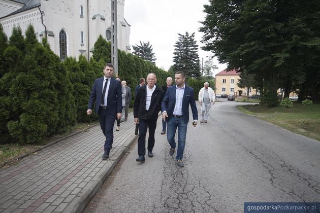 """Rusza rozbudowa drogi """"Ziajówka"""" w Wysokiej (gmina Łańcut)"""
