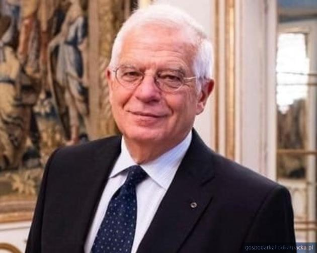 Josep Borrell. Fot. twitter