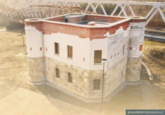 Rekonstrukcja z czasów II wojny w Tryńczy