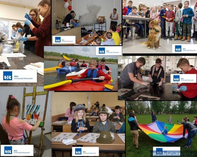 Trwa rekrutacja na Mały Uniwersytet Rzeszowski