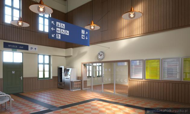 Rozpoczyna się modernizacja dworca PKP w Radymnie