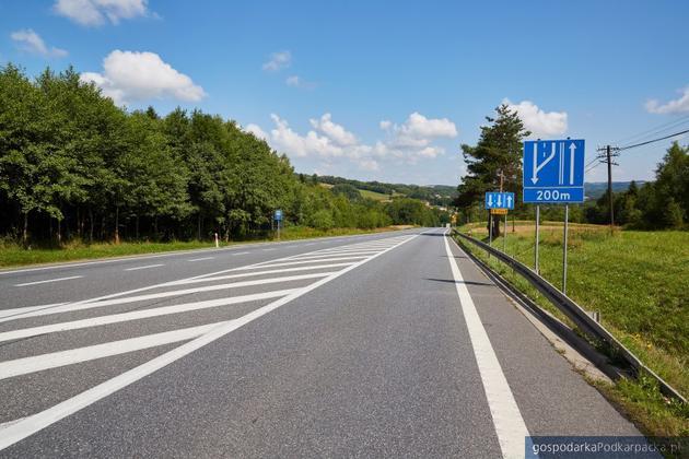 Zakończył się remont drogi krajowej nr 19 Kamień - Górno