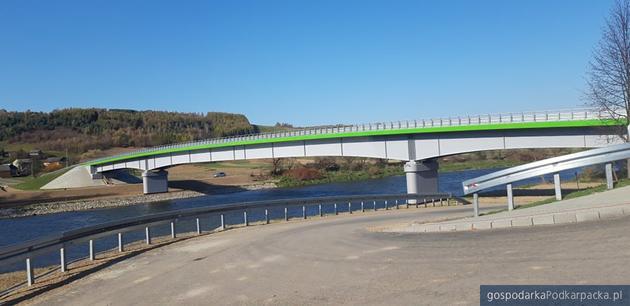 Most w Sielnicy gotowy