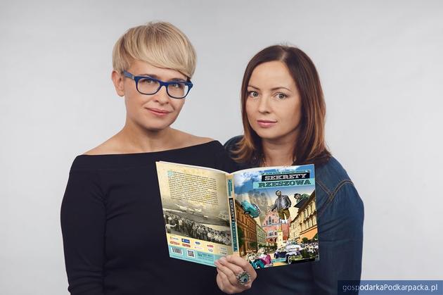 Od lewej Alina Bosak i Katarzyna Grzebyk. Fot. Tadeusz Poźniak