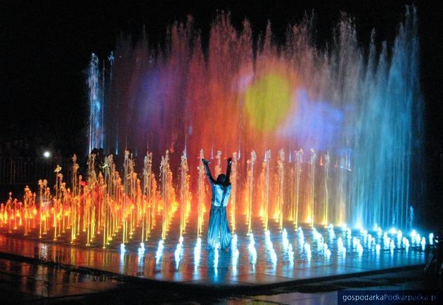 Kto zajmie się fontanną multimedialną w Rzeszowie?