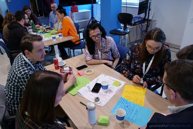 Hackathon w Podkarpackim Centrum Innowacji