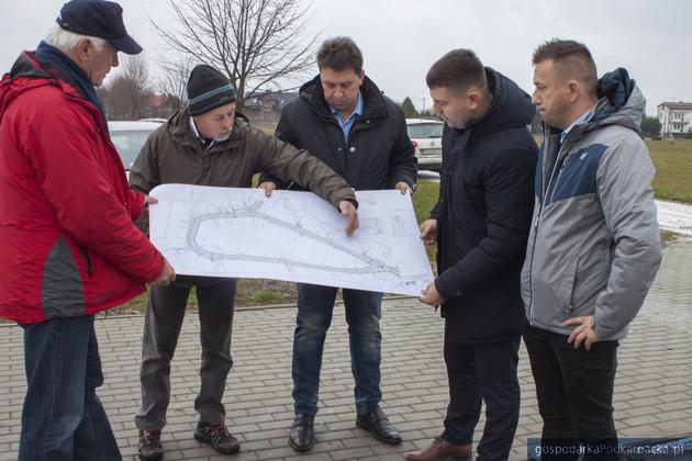 Strabag buduje drogę Głuchów-Pastwiska