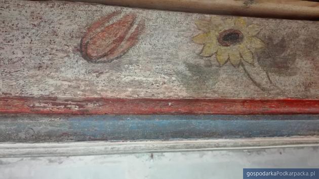 Renesansowa dekoracja odkryta u jarosławskich Dominikanów
