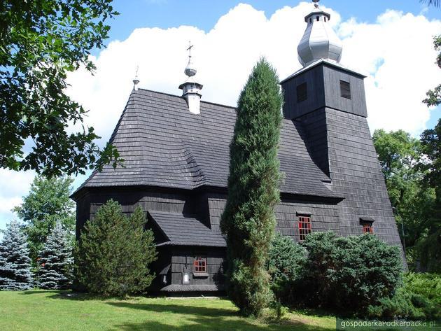 Średnia Wieś: kościół konserwacją. Fot. Krzysztof Zieliński