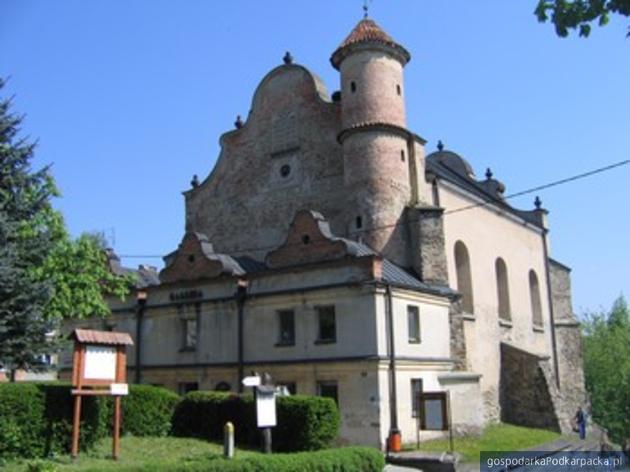 Synagoga w Lesku. Fot. lesko.pl