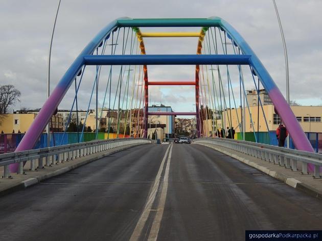 Most Narutowicza łączący ulicę Naruszewicza z ulicami Wierzbową i Warzywną. Fot. Skanska
