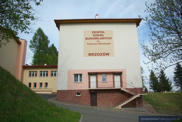 Zespół Szkól Budowlanych w Brzozowie przygotowuje się do rozbudowy
