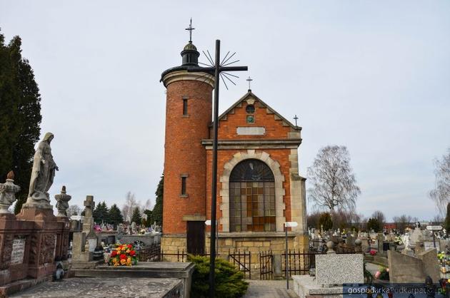 Kaplica Marii Jaroszówny i Alfreda Josse w Leżajsku